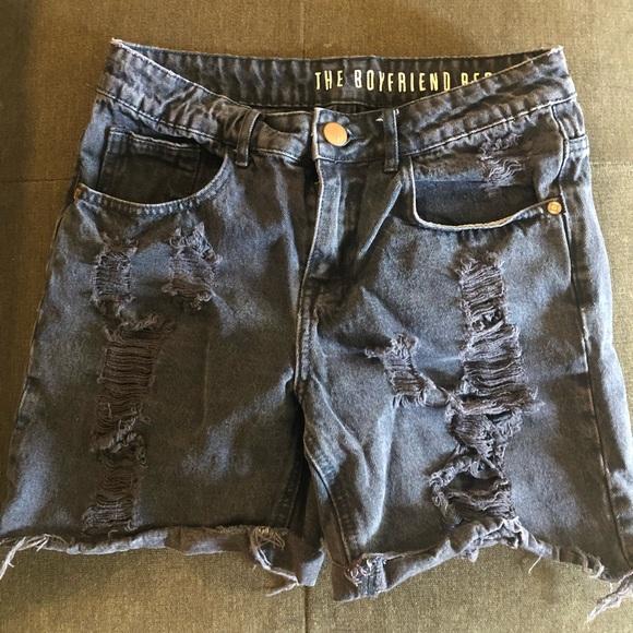 Cotton On Pants - Boyfriend shorts